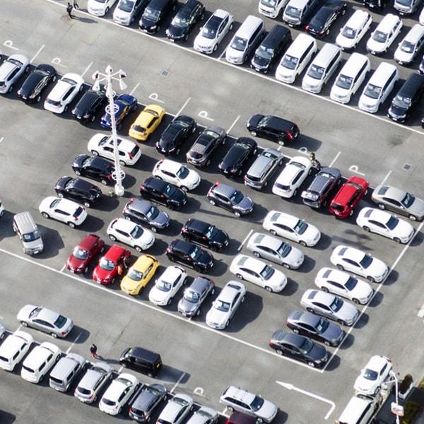 駐車場基本料金を無料